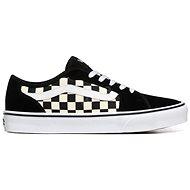 Vans MN Filmore Decon (Checkerboard) Black/White - Vychádzková obuv