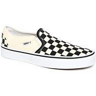 Vans WM Asher (ChckrBrd) Black/White - Vychádzková obuv