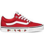Vans WM Ward (STRWBRYSDWLL) červené - Vychádzková obuv