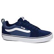 Vans MN Filmore (SUEDE CANVAS) modré - Vychádzková obuv