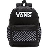 Vans WM SPORTY REALM PLUS Black/Checkerbo - Batoh