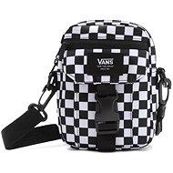 Vans MN NEW VARSITY SHOUL Black/White Che - Taška