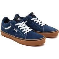 Vans MN Seldan (Suede) DRESS B modrá EU 41 / 265 mm - Vychádzková obuv