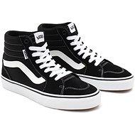 Vans WM Filmore Hi (Suede/Canvas) B čierna EU 37 / 235 mm - Vychádzková obuv