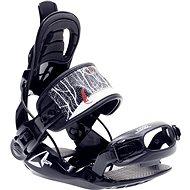 Viazanie na snowboard SP Kiddo black