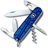 Nôž Victorinox SPARTAN transparentný modrý 91 mm - Nůž