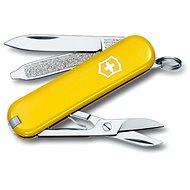 Victorinox CLASSIC SD žltý 58 mm - Nôž