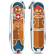Victorinox vreckový nôž Classic Gingerbread Love