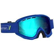 Salomon JUKE Race blue/Univ. Mid Blue - Lyžiarske okuliare