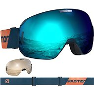 Salomon S/MAX Moroccan blue/Solar Blue - Lyžiarske okuliare