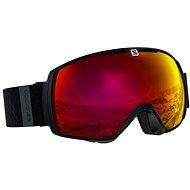 Salomon XT ONE SIGMA BK/Univ. Pop Red - Lyžiarske okuliare