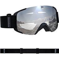 Salomon XVIEW Black/Uni Super White - Lyžiarske okuliare