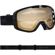Salomon AKSIUM ACCESS Blk/Uni Tonic Or - Lyžiarske okuliare