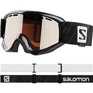 Salomon JUKE Black/Univ Silver - Lyžiarske okuliare