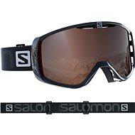 Salomon AKSIUM OTG BK/Univ. T. Orange - Lyžiarske okuliare