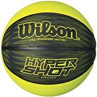 Wilson Hyper Shot Rbr Bskt Bkli - Basketbalová lopta