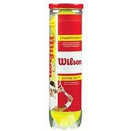 Wilson Championship Extra Duty 4Tball - Tenisová loptička