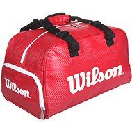 Wilson Red Duffel Small - Športová taška