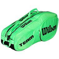 Wilson Team III 6 Pack Green Black - Športová taška
