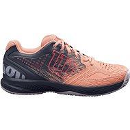 Wilson Kaos Comp 2.0 W ružová/čierna EU 39,67/245 mm - Tenisové topánky