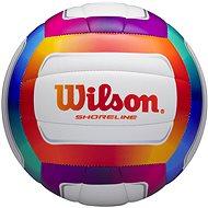 Wilson Shoreline vb multi color - Lopta na plážový volejbal