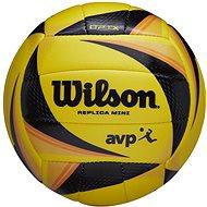 Wilson OPTX AVP vb Replica Mini - Lopta na plážový volejbal
