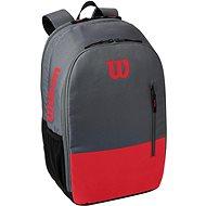 Wilson Team Backpack Red/Gray - Športová taška