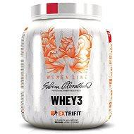 Extrifit Whey 3, 1000 g - Proteín
