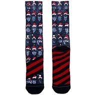 XPOOOS X-MAS Santa, veľkosť 43 – 46 - Ponožky