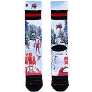 XPOOOS X-MAS Santa Winter, veľkosť 43 – 46 - Ponožky