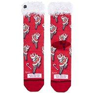 XPOOOS Xmas Merry Christmas, veľkosť UNI - Ponožky