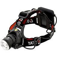 Čelovka Yato LED XM-L2 CREE 10W - Čelovka