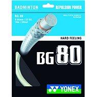 Yonex BG 80 white - Bedmintonový výplet