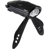 Mini Hornit Zábavná húkačka so svetlom čierna - Zvonček na bicykel