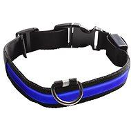 Eyenimal svietiaci obojok pre psy – modrý – XL