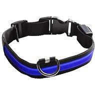 Eyenimal svítící obojek pro psy - modrý - XS - XL - Obojok