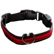 Eyenimal Shining Dog Collar - Red - Collar