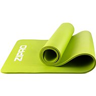 Zipro Exercise mat 10mm lime green - Exercise Mat