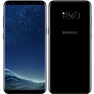 Samsung Galaxy S8+ čierny - Mobilný telefón