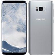 Samsung Galaxy S8+ strieborný - Mobilný telefón