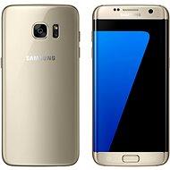 Samsung Galaxy S7 edge zlatý - Mobilný telefón