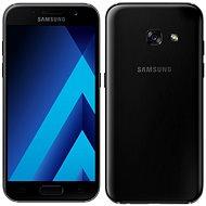 Samsung Galaxy A3 (2017) čierny - Mobilný telefón