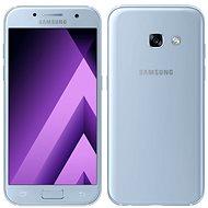 Samsung Galaxy A3 (2017) modrý - Mobilný telefón