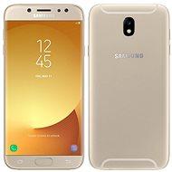 Samsung Galaxy J7 Duos (2017) zlatý - Mobilný telefón