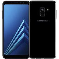 Samsung Galaxy A8 Duos čierny - Mobilný telefón