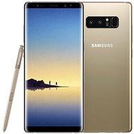 Samsung Galaxy Note8 zlatý - Mobilný telefón