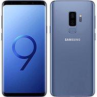 Samsung Galaxy S9+ Duos modrý - Mobilný telefón