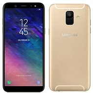 Samsung Galaxy A6 zlatý - Mobilný telefón