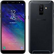 Samsung Galaxy A6+ čierny - Mobilný telefón