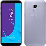 Samsung Galaxy J6 Duos sivý - Mobilný telefón